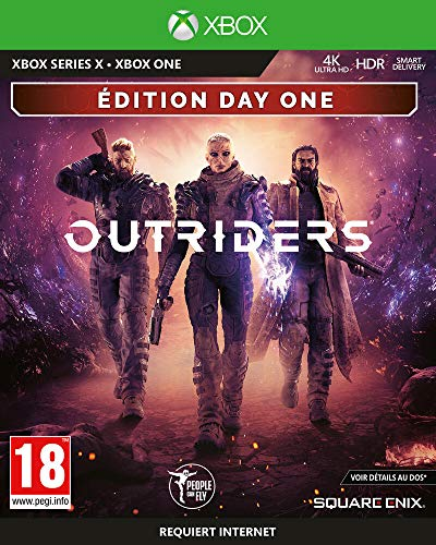 OUTRIDERS EDITION DAY ONE (Xbox One - Xbox Series X) - Xbox One [Importación francesa]
