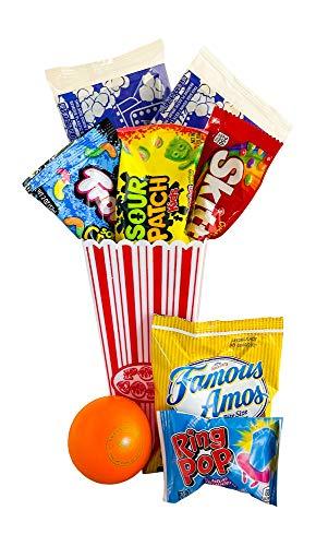 Movie Night Gift Bundle Care Package, Easter Basket, Christmas, Birthday