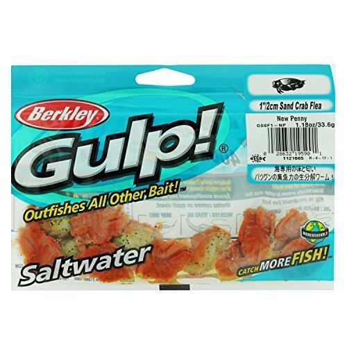 Berkley Gulp! Saltwater Fishing Soft Bait