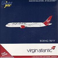 ジェミニジェッツ 1/400 ボーイング 787-9 ヴァージンアトランティック G-VZIG