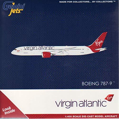 1:400 Gemini Jets Virgin Atlantic B787-9 Reg #G-VZIG 'Dream Jeannie' (pre-Painted/pre-Built)