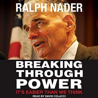 Breaking Through Power audiobook cover art