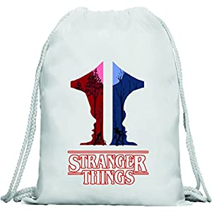 51n8NNu88mL. SS300  - DrMugCollection Mochila Stranger Things Eleven