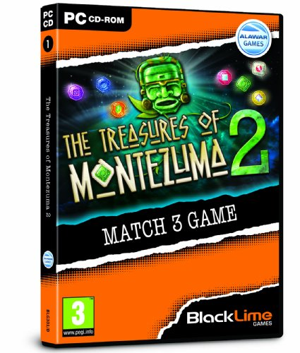 The Treasures of Montezuma 2 (PC DVD)