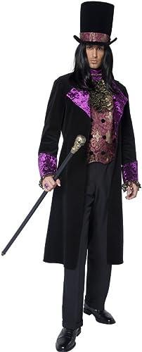 artículos de promoción Disfraz Halloween adulto Conte gótico gótico gótico '800disfraz SMIFFY' S  11878  promociones de descuento
