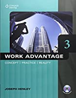 Work Advantage: Concept Practice Reality Student Book (128 pp) with MP3 Audio BOOK3