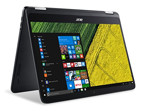 Acer Spin 7—High-Performance Fanless Laptop