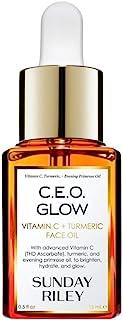 Sponsored Ad - Sunday Riley C.E.O. Glow Vitamin C & Turmeric Face Oil