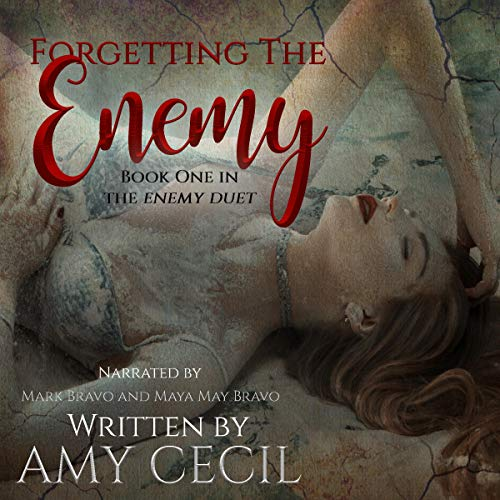 Forgetting the Enemy audiobook cover art