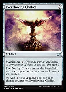 Magic The Gathering - Everflowing Chalice (212/249) - Modern Masters 2015