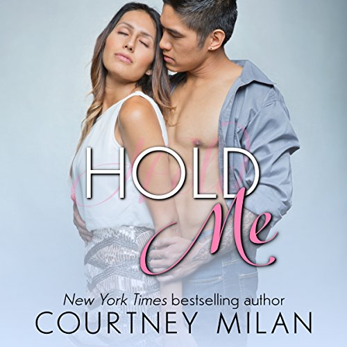 Hold Me audiobook cover art