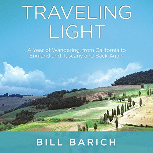 Traveling Light audiobook cover art