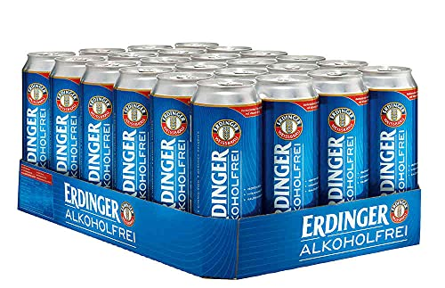 Erdinger Weißbier Alkoholfrei (24 x...