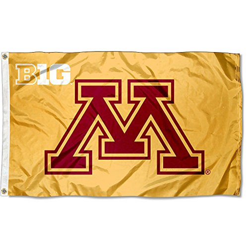 College Flags & Banners Co. Minnesota Gophers Big 10 Flag