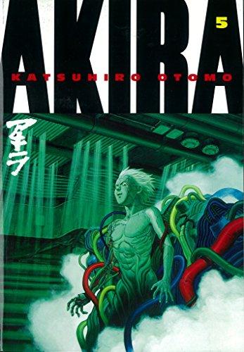 [Akira: v. 5] [by: Katsuhiro Otomo]