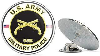 U.S. Army MOS 95B Military Police Metal 0.75