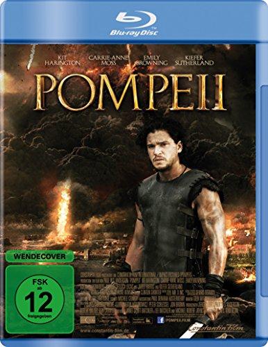 Pompeii [Blu-ray]