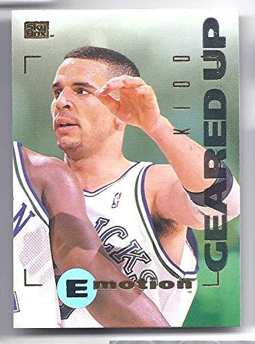 JASON KIDD 1994-95 Skybox Emotion #20 Rookie Card RC Dallas Mavericks Basketball
