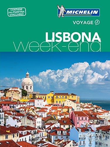 Lisbona week-end. Con Carta geografica