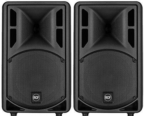 """ART 315 A MK4 (coppia) - diffusori attivi 15"""" con 800 watt di picco cadauno ideali per professionisti, dj e musicisti"""