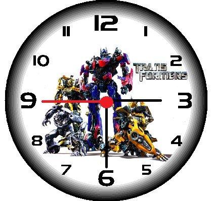 Rusch Transformers Wall Decor Clock