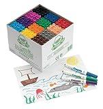 CRAYOLA - 10279.0030 - Education - Classpack De 144 Feutres Mini Kids