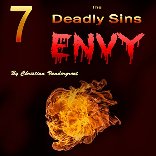 Envy: The 7 Deadly Sins audiobook cover art