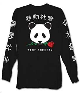 Men's Long Sleeve Graphic Fashion T-Shirt