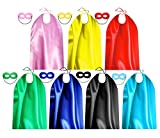 Superhero Capes and Masks for Teenagers and...