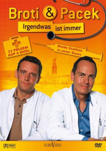 Broti & Pacek - Irgendwas ist immer (6 DVDs)