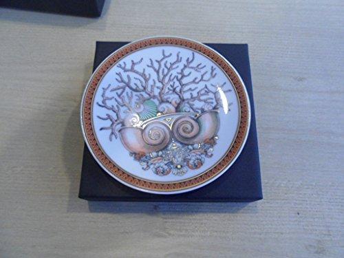 Versace-Teller flach 10 cm-Étoiles de la Mer