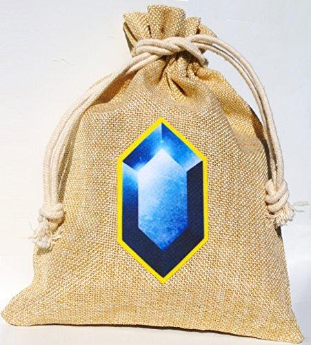 Link's rubis-sac de cosplay xXL