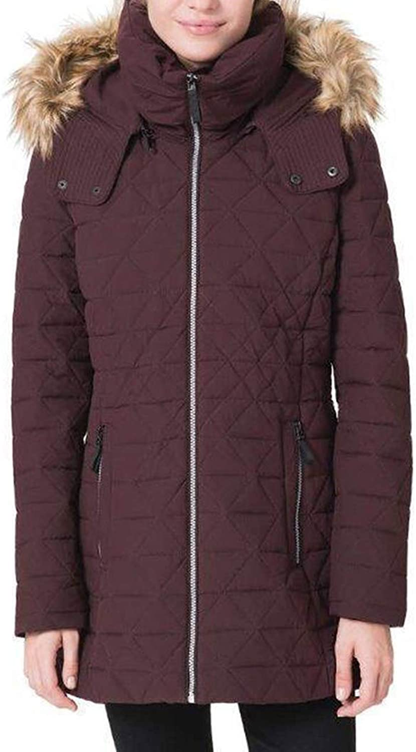 Andrew Marc Ladies Quilted Jacket with Stretch