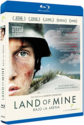 Land of Mine (Bajo la arena) [Blu-ray]