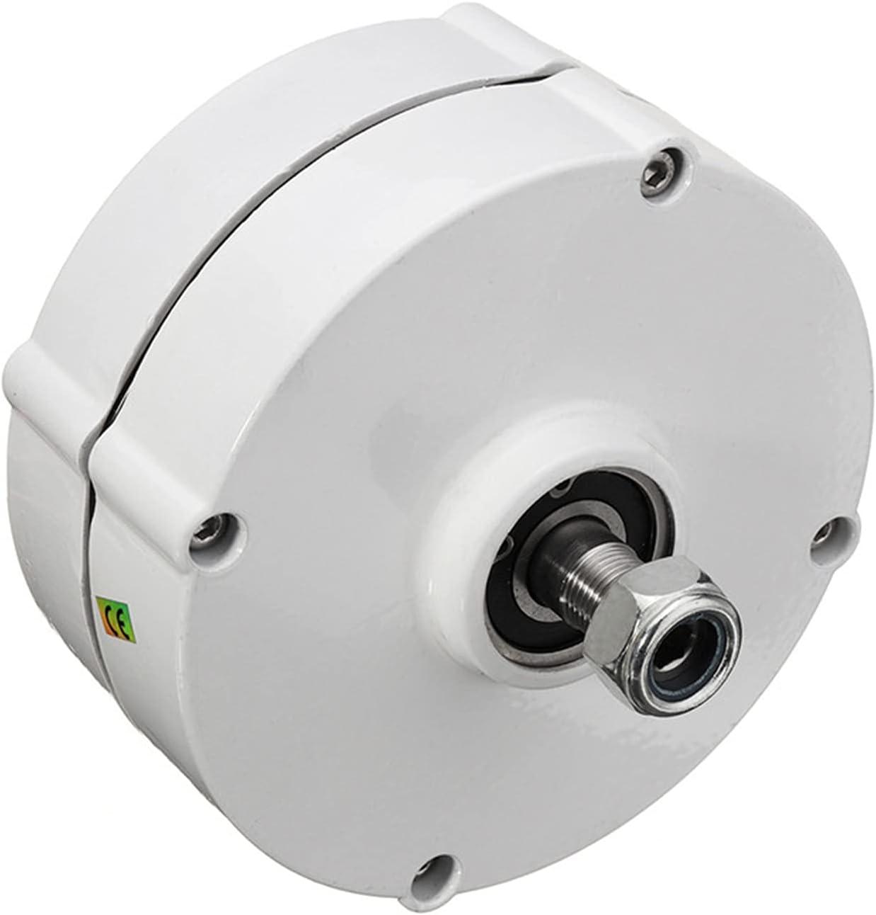 Nuevo Generador De Levitación Magnética 600W 12V 24V 48V 3 Fase 250 RPM Generador De Imán Permanente para Uso En Turbinas Eólicas Verticales U Horizontales