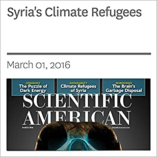 Syria's Climate Refugees cover art