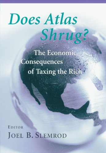Does Atlas Shrug?: The Economic Consequences of Taxing the Rich (Russell Sage Foundation) (Russell Sage Foundation S)