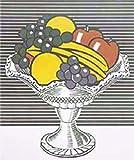 1art1 Roy Lichtenstein - Stilleben: Eine Schüssel Aus