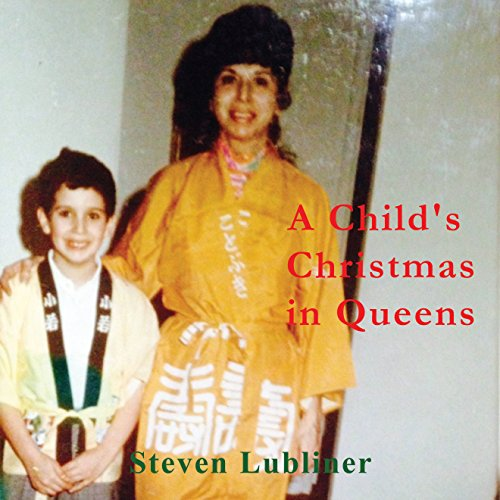 A Child's Christmas in Queens audiobook cover art