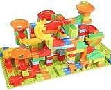 ZT Bloque de construcción, Modelo de pista de diapositivas Conjunto de bloques de edificio 330 + PCS Nano Mini Blocks DIY Juguetes, Puzzle 3D DIY Juguete educativo, Multicolor, Adecuado para niños, Re
