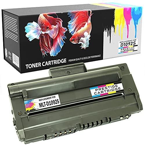 PRESTIGE CARTRIDGE MLT-D1092S Cartucho de tóner láser compatible para Samsung SCX-4300, Negro