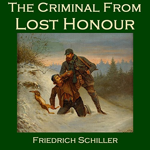 The Criminal from Lost Honour audiobook cover art