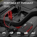 Zoom IMG-1 utrai avviatore di emergenza auto