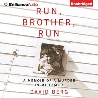 Run, Brother, Run audiobook cover art