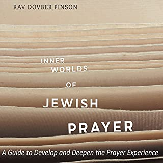 Inner Worlds of Jewish Prayer cover art