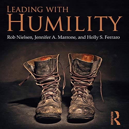 Leading with Humility  By  cover art