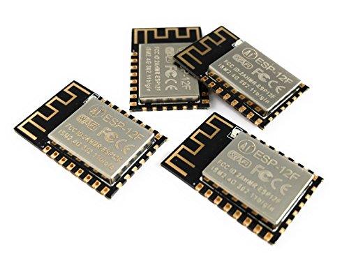 AI-THINKER 4 Stück ESP8266 12F WiFi Module