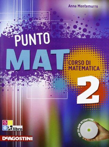 Puntomat-Quaderno. Per la Scuola media. Con CD-ROM: PUNTOMAT 2+QUAD +CD