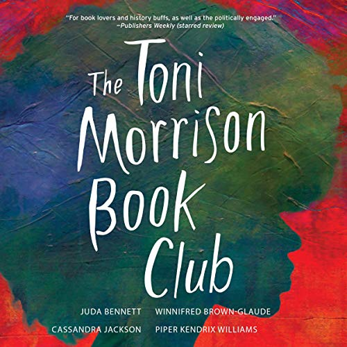 The Toni Morrison Book Club audiobook cover art