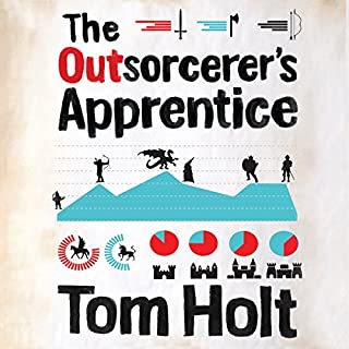 The Outsorcerer's Apprentice cover art